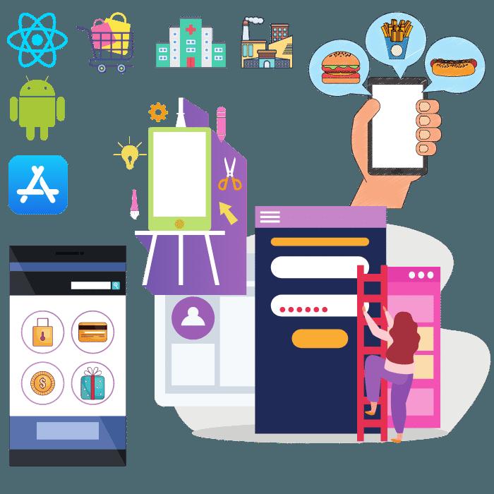 Mobile Application Development Company in jaipur