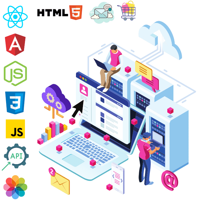 Website design and development company in jaipur